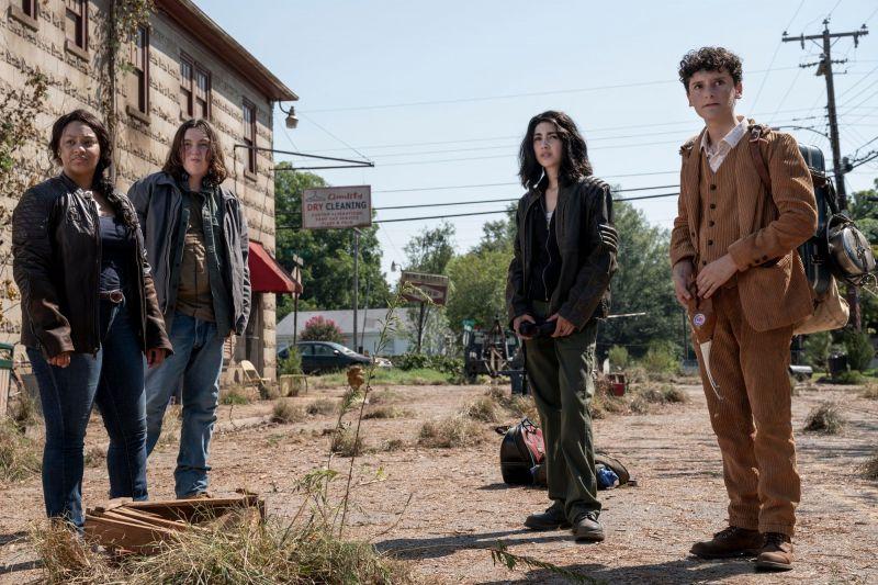 The Walking Dead: Nowy świat - Tajemniczy symbol wyjaśniony. Uniwersum się rozrasta