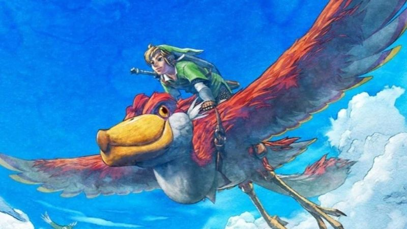 The Legend of Zelda: Skyward Sword trafi na Switcha? Amazon informuje o grze