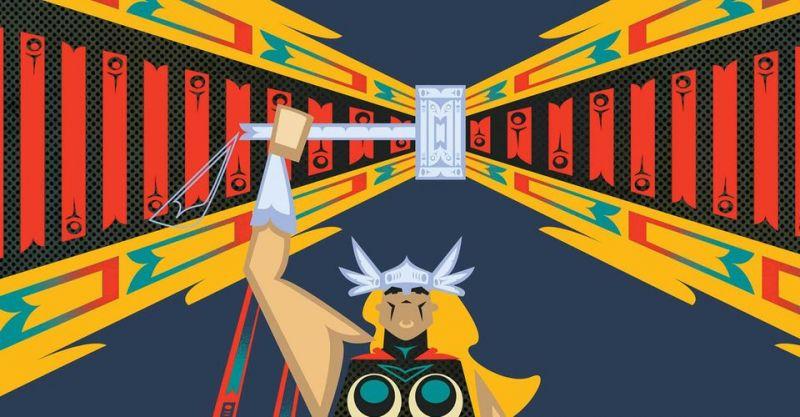 Avengers na indiańską modłę. Marvel hołduje rdzennym Amerykanom