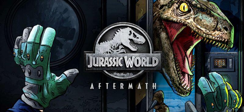 Jurassic World Aftermath zapowiedziane. Park Jurajski zwiedzimy w VR