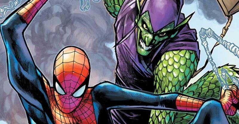 Spider-Man - Zielony Goblin wraca do komiksów. Dynie będą latać...