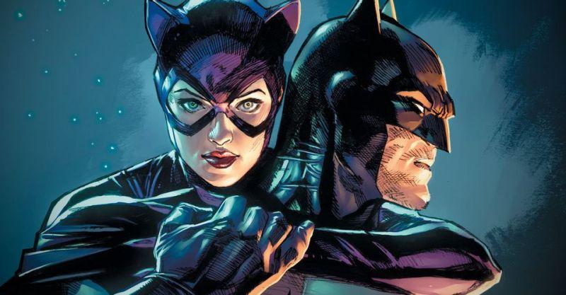 Batman/Catwoman - historia miłosna nadchodzi. 3 linie czasu, Selina jako wdowa, wraca Phantasm!