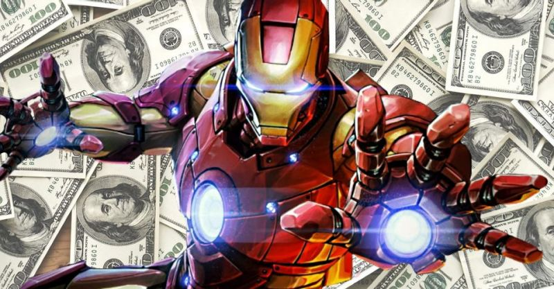 Marvel - Iron Man stał się bogatszy o 65 mld USD. Nowe życie Starka