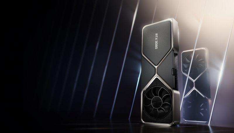 Szef NVIDII: do końca 2020 roku karty GeForce RTX 3080 i i RTX 3090 będą towarem deficytowym