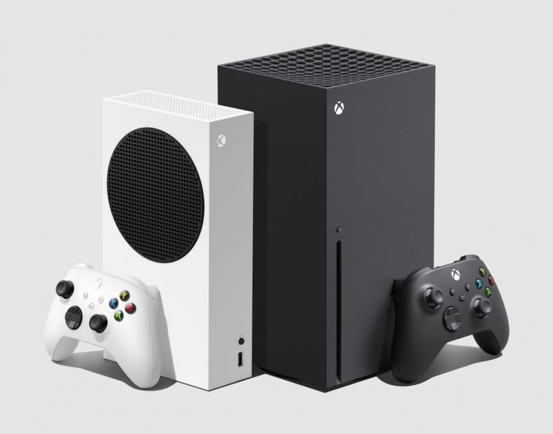 Konsole Xbox Series X/S ze wsparciem Dolby Vision HDR dla gier