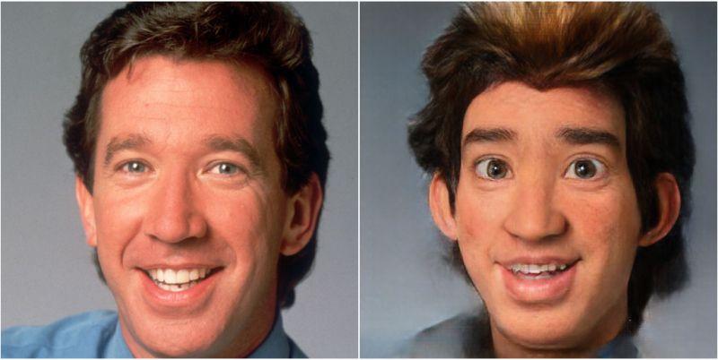 Toonify zamieni sfotografowane osoby w postaci z animacji Pixara