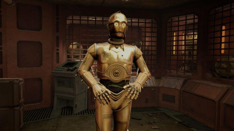 Star Wars: Tales from the Galaxy's Edge - ILMxLAB publikuje zwiastun gry i datę premiery