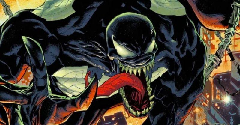 Marvel - Venom wzywa Avengers, Knull naciera! Zobaczcie plansze z King in Black