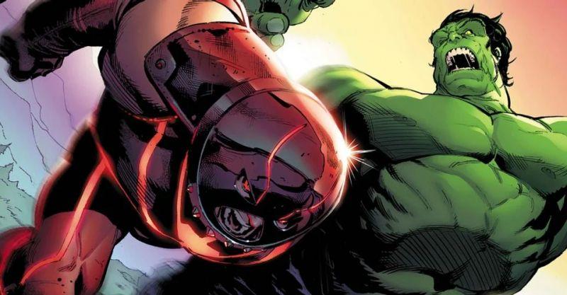 Hulk vs. Juggernaut - wielka draka w Marvelowskiej dzielnicy. Kto wygrał starcie mocarzy?