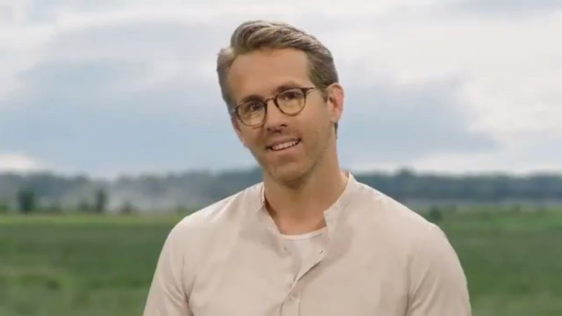 Ryan Reynolds zaangażował się w reklamę sieci 5G
