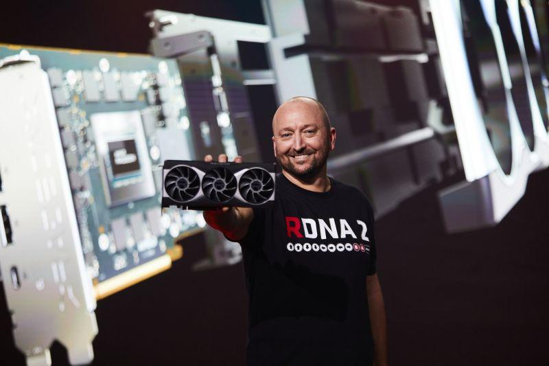Karty graficzne AMD Radeon RX 6000 zadebiutują na początku marca