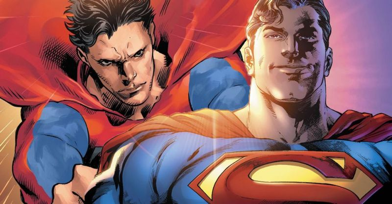 Superman czy Superboy - kto jest potężniejszy? Mamy potwierdzenie