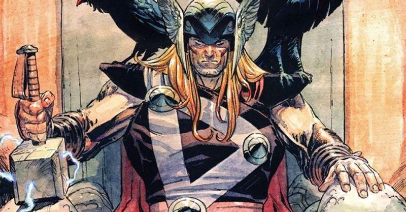Marvel - Thor odkrył zagładę uniwersum? Coś dziwnego dzieje się z Księgą Królów