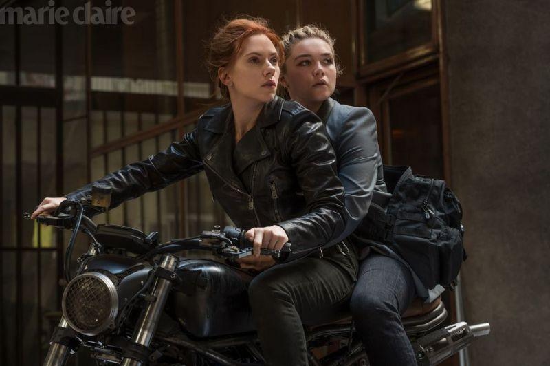 Czarna Wdowa - Scarlett Johansson nie była zaskoczona opóźnieniem premiery filmu. Nowe zdjęcia