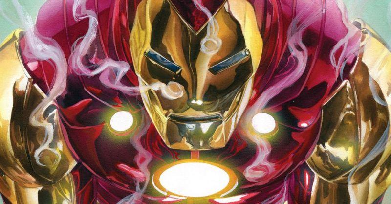 Marvel - Iron Man dostał swój Podziemny krąg. Jego walkę MMA transmitowano w dark webie