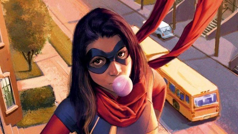 Ms. Marvel - tak aktorka może wyglądać w kostiumie. Afera z niedoszłą kandydatką