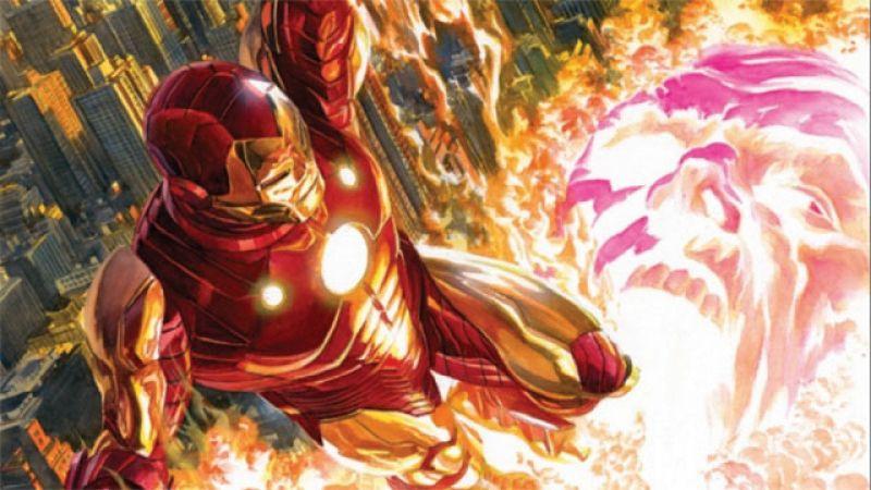 Marvel - Iron Man zmierzy się z wszechpotężnym wrogiem Avengers. Mało z Was go zna