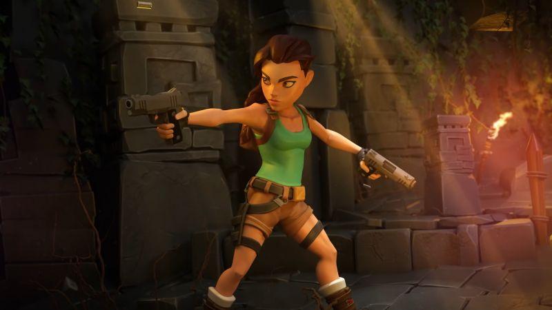 Tomb Raider Reloaded - Lara Croft powróci w grze mobilnej. Oto pierwszy zwiastun