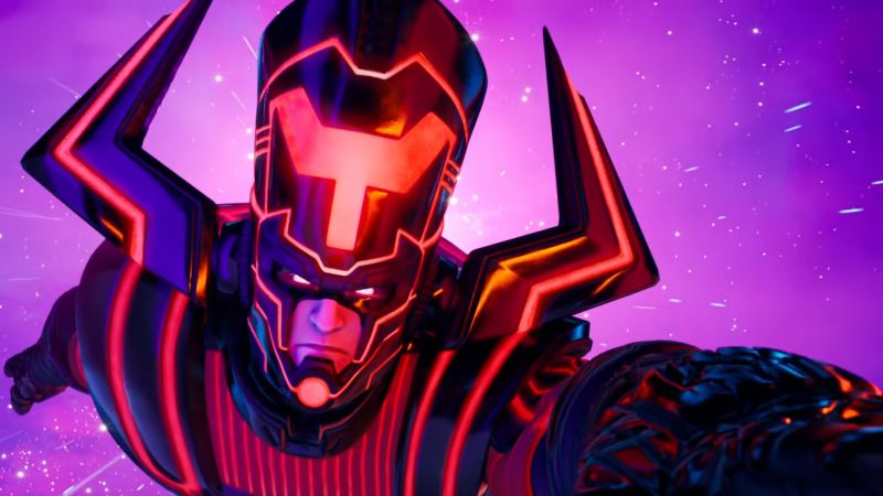 Fortnite – Wojna o Nexus dobiega końca. Galactus trafi do gry