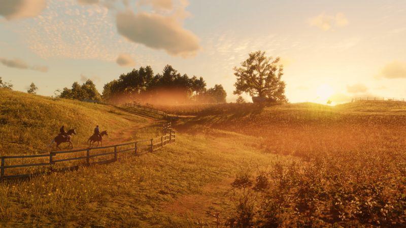 Red Dead Redemption 2 - fanowski mod pozwoli zagrać w ten tytuł w VR