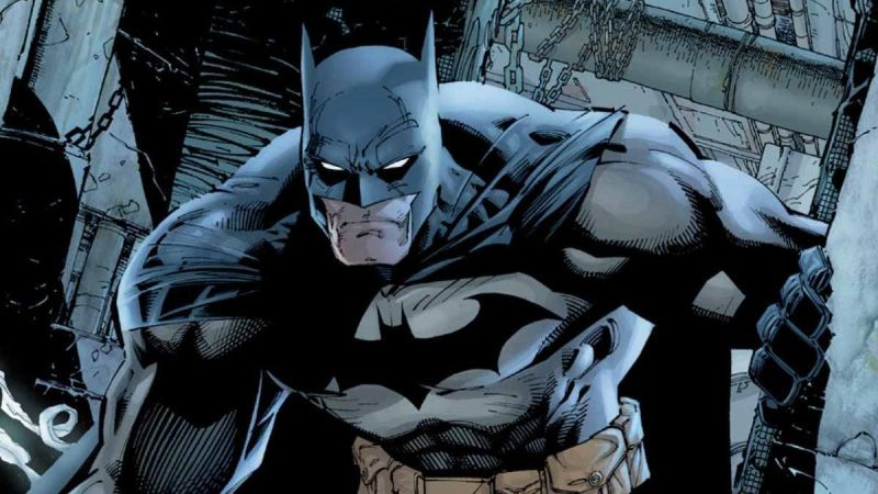 Batman i Moon Knight - bohaterowie produkcji na fanowskich plakatach