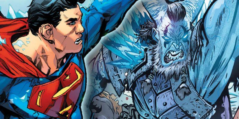 Frost King robi rzeź w świecie DC. Mordował herosów, a teraz jest jeszcze potężniejszy