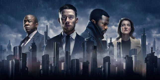 Gangs of London: sezon 1 - recenzja