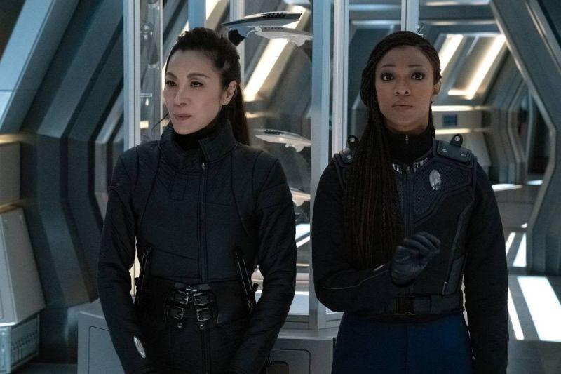 Star Trek: Discovery - co dalej w 3. sezonie serialu? [ZDJĘCIA]