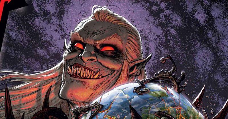 Marvel - rzeźnik Knull ma już na koncie miliardy ofiar. Cios w mutantów; [SPOILER] symbiontem!