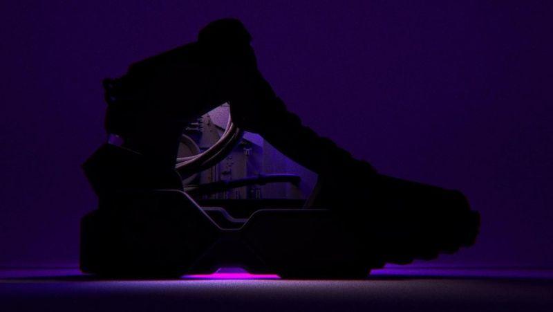 Powstały gamingowe buty z kartą RTX 3080 i chłodzeniem wodnym NZXT