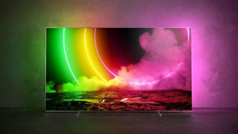 Philips zaprezentował nowe telewizory OLED oraz Mini-LED