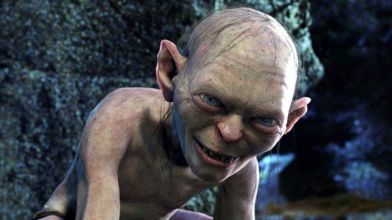 Władca pierścieni: Aktor grający Golluma nie mógł wyjść z roli. Chodził na czworaka