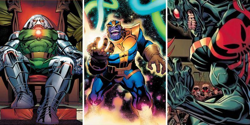 Marvel - Avengers nigdy nie istnieli, Thor alkoholik, Thanos potężniejszy niż w MCU. Heroes Reborn zmieni wszystko