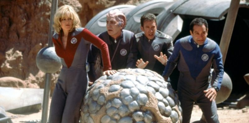 """Kosmiczna załoga 2 - Tim Allen opowiada o możliwym sequelu. """"Scenariusz jest rewelacyjny"""""""