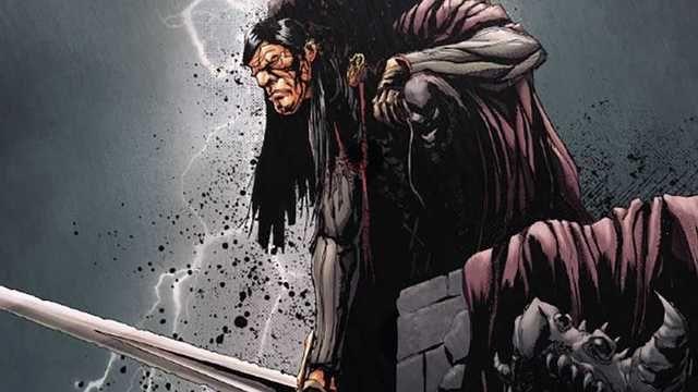 Nottingham - Robin Hood jako... terrorysta. Szykujcie się na zaskakujący komiks
