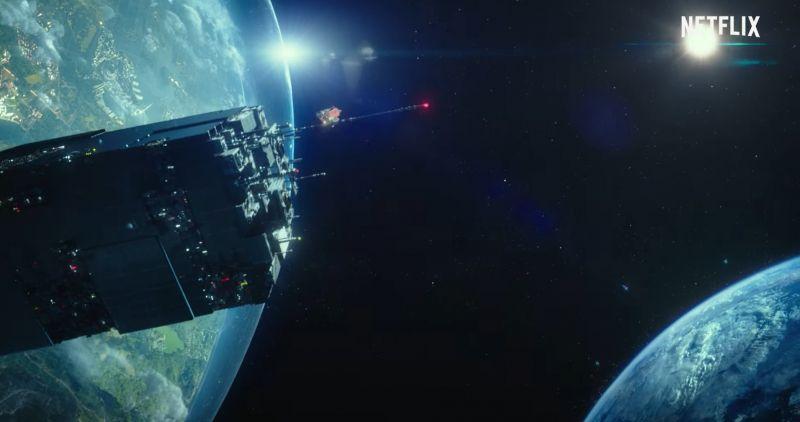 Space Sweepers - zwiastun filmu Netflixa. Kosmiczne koreańskie widowisko sf