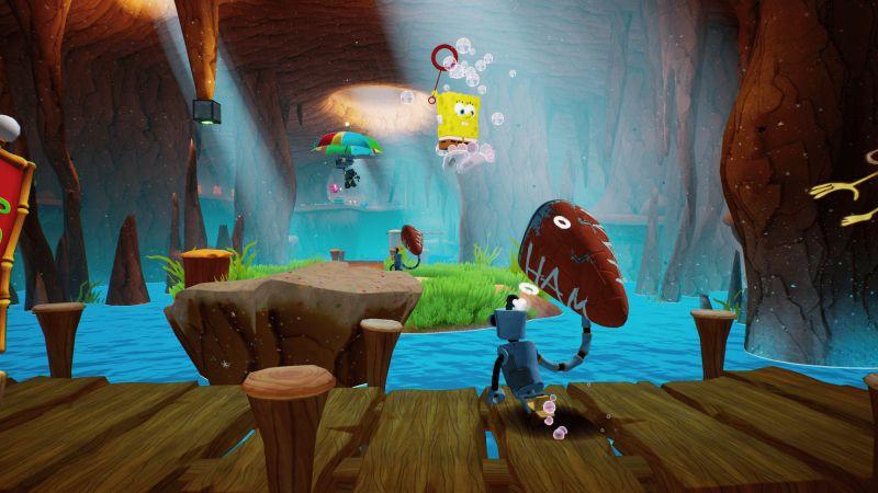 SpongeBob SquarePants: Battle for Bikini Bottom – Rehydrated trafi na urządzenia mobilne
