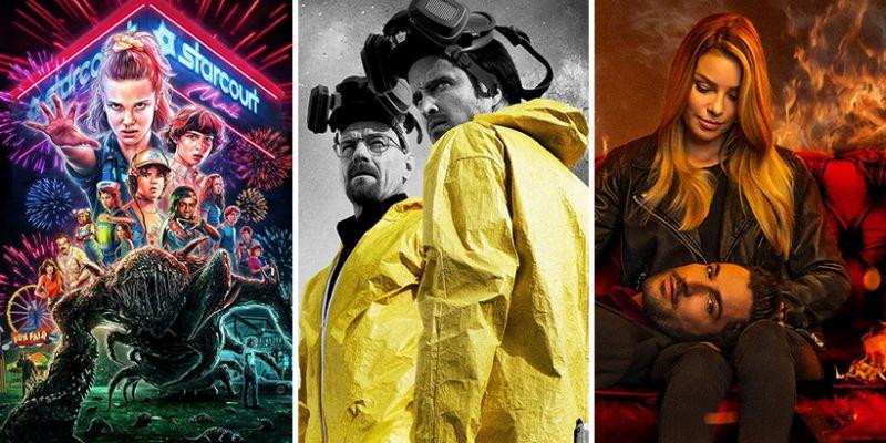 Netflix - najbardziej przereklamowane seriale wg fanów. Miłośnicy Breaking Bad wpadną w furię