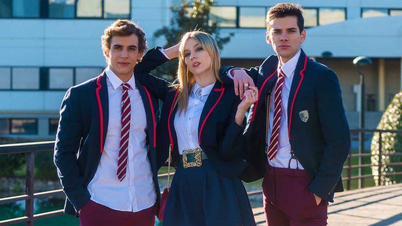 Szkoła dla elity - będzie 5. sezon serialu Netflixa. Nowe nazwiska w obsadzie