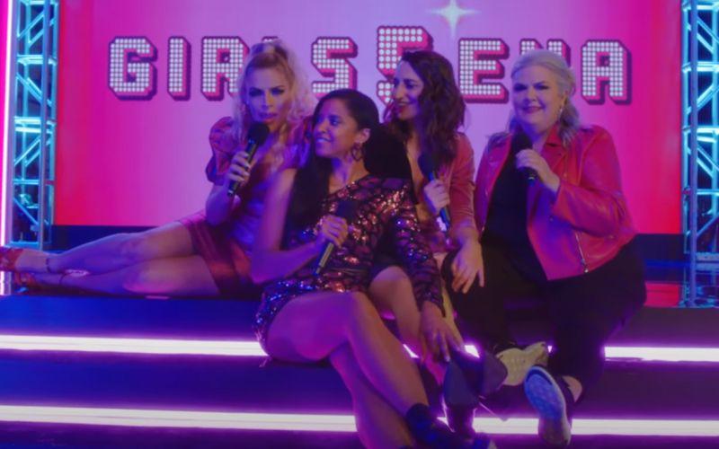 Girls5Eva - zwiastun serialu platformy Peacock. Girlsband powraca po latach