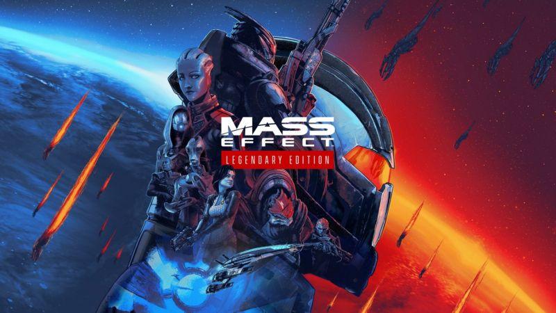 Mass Effect Legendary Edition wygląda fenomelnie! Jest zwiastun i data premiery