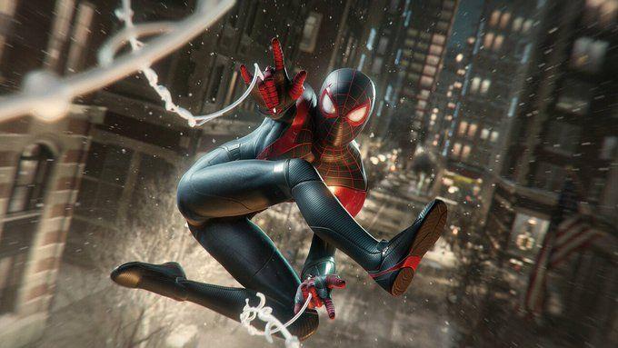 Marvel's Spider-Man: Miles Morales z... realnie odwzorowanymi mięśniami w nowej aktualizacji gry