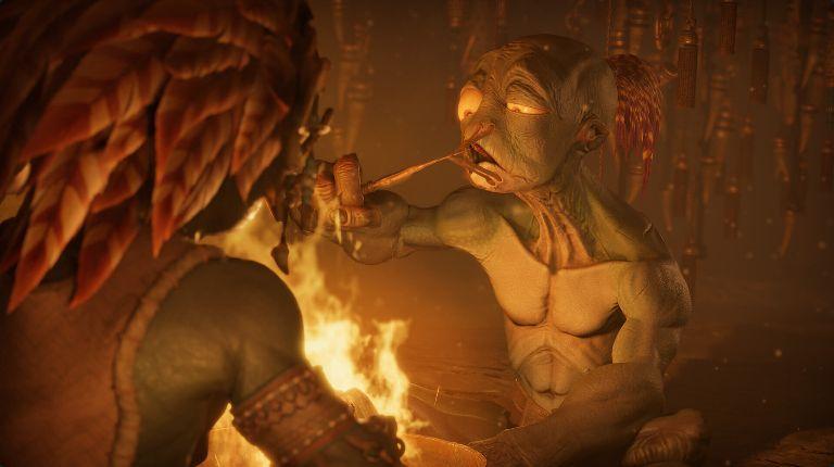 Oddworld: Soulstorm z nowym zwiastunem. Abe w akcji!