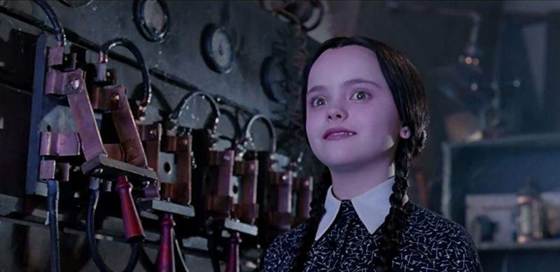 Rodzina Addamsów - Christina Ricci może powrócić w serialu Tima Burtona. W jakiej roli?