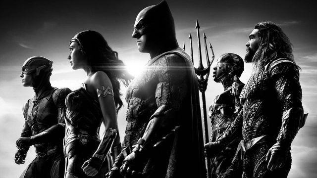 Liga Sprawiedliwości Zacka Snydera: Sprawiedliwość jest szara - czarno-białą wersję obejrzycie w HBO GO