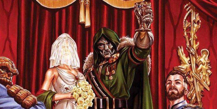 Wiemy już, z kim ożeni się Doktor Doom. Wielkie wesele nadchodzi