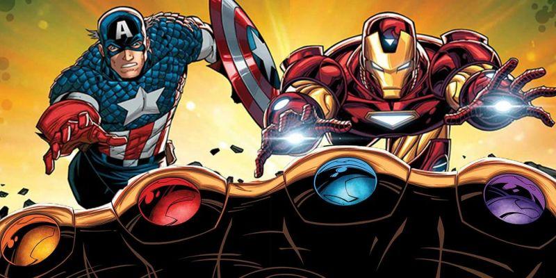Marvel - Kamienie Nieskończoności wracają do uniwersum. Iron Man, Cap i nowi złoczyńcy