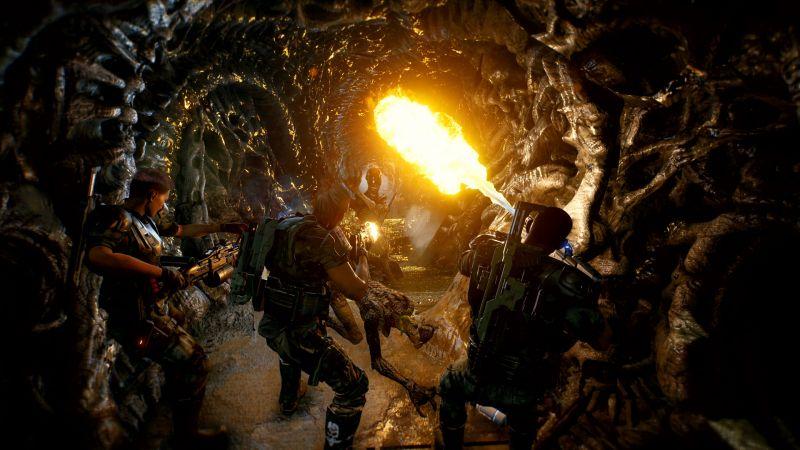 Aliens: Fireteam - Left 4 Dead w uniwersum Obcego? Zobaczcie pierwszy gameplay
