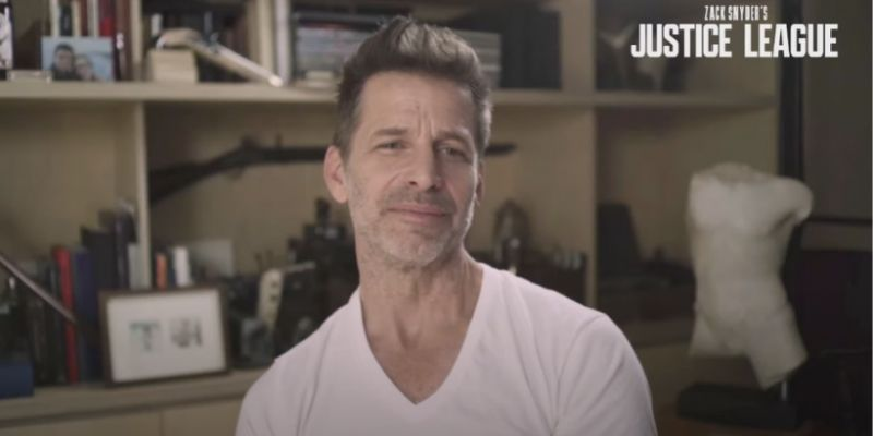 Rebel Moon - Zack Snyder robi film sci-fi dla Netflixa. To był jego spin-off Star Wars
