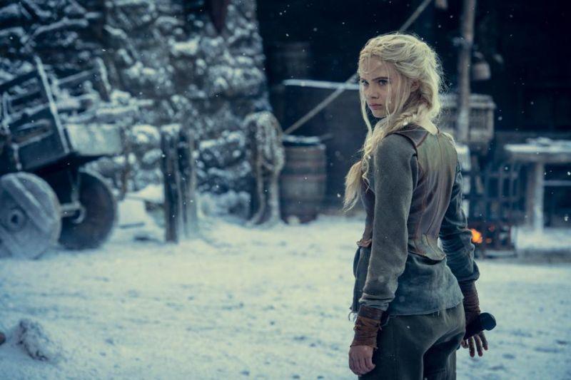 Wiedźmin - pierwsze sceny z 2. sezonu! Oto waleczna Ciri